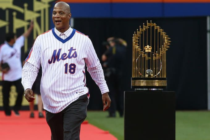 Darryl strawberry dating history