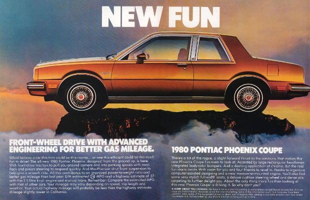 Perfect 35. Pontiac Phoenix