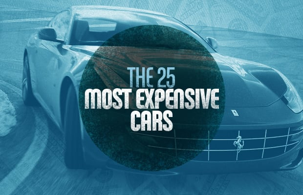 Rimac ConceptOne The Most Expensive Cars Complex - 25 expensive cars ever sold auction