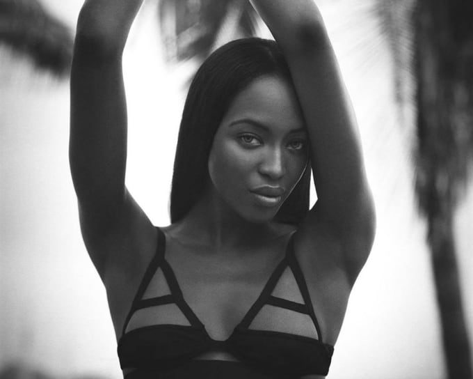 naomi campbell the 50 hottest pirelli calendar girls