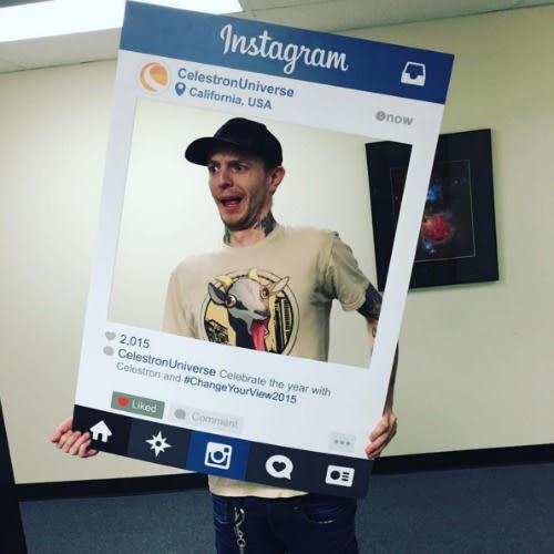 deadmau5-instagram-selfie