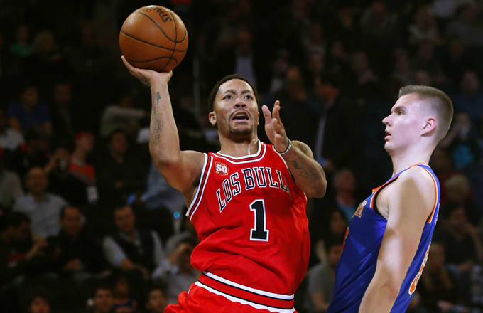 d070632aad09 Knick Fans Upset Over the Derrick Rose Trade Don t Know Basketball ...