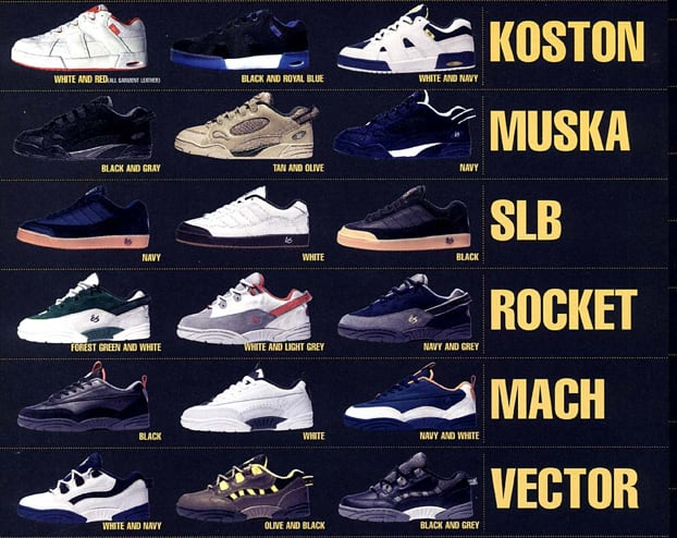 34b5a2aa869 15 Ways That Skate Shoes Were Different 15 Years Ago