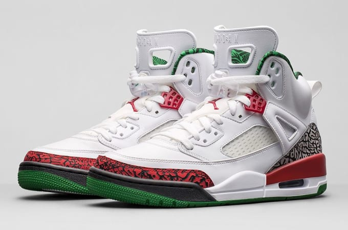 competitive price d2bda 542d4 Mad sneakerheads are about to feel a bit old as the original Jordan Spizike  is set to make a return.