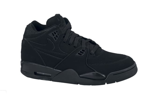low priced 5a5f0 b9792 ... The Air Flight 89 has seen a resurgence of late — maybe because of this  ... black white nike ...