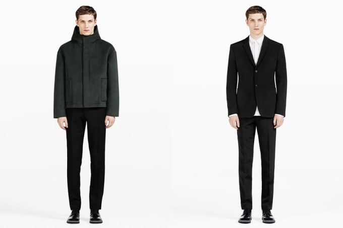 as the higherend version of hum cos is a slick minimal brand that has the modern and pared down aesthetic that people usually associate with