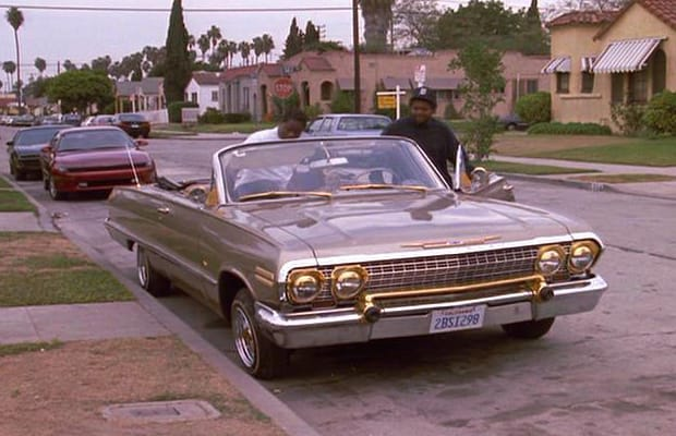 The 30 Greatest Gangster Movie Cars Complex