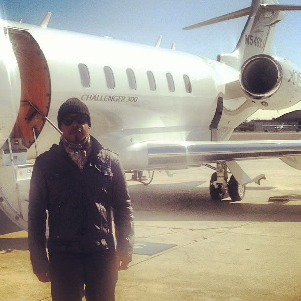 Private Jet  MC Hammer39s 25 Best Rides Photos On Instagram  Complex