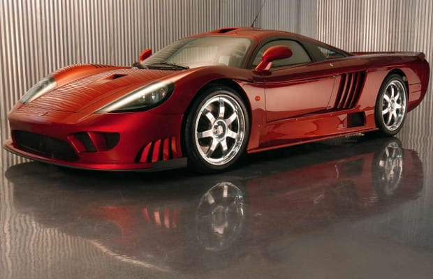 Saleen S7 Twin Turbo 2019
