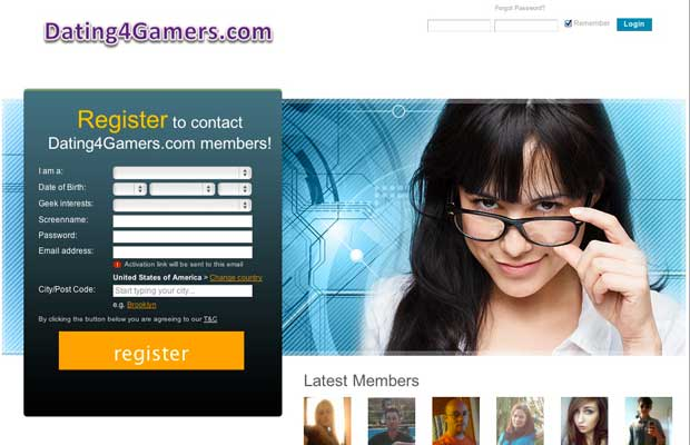 Dating site for gamers australia post