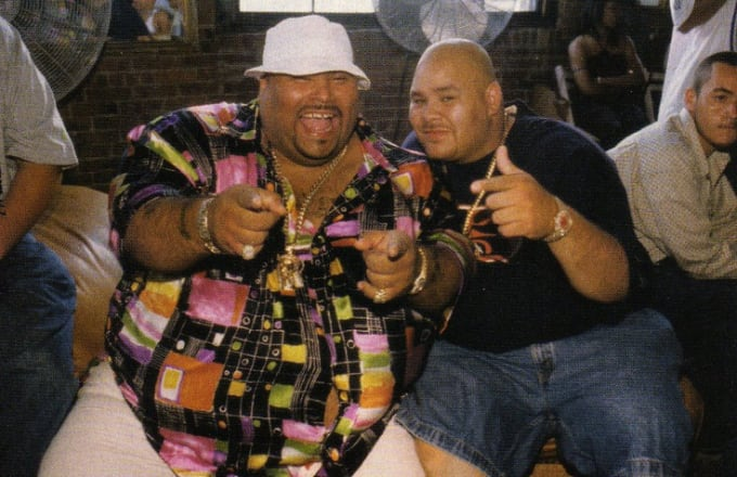 Listen To A Rare Release From Big Pun F Fat Joe