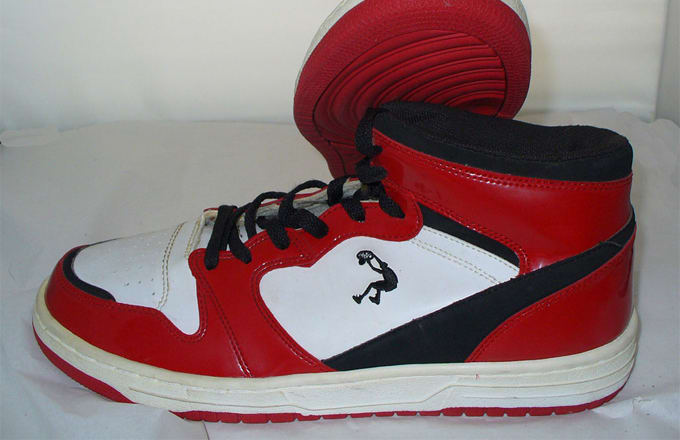 Knock Off Basketball Shoes