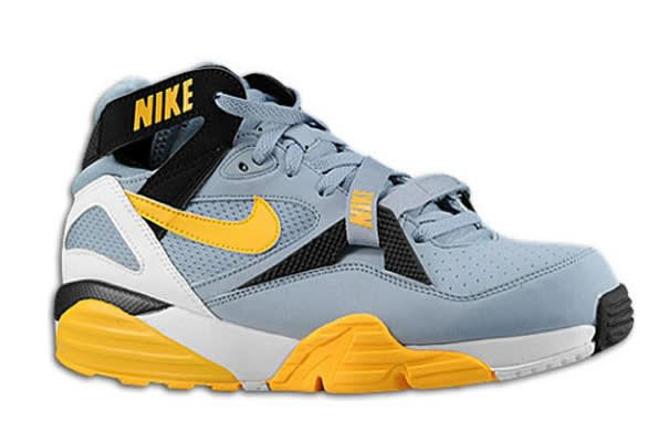e4805d6771ca Nike Air Trainer Max  91 Grey Stone Medium Yellow
