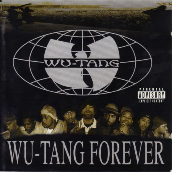 75661d9cd1d Album  Wu-Tang Forever International Release Label  Loud