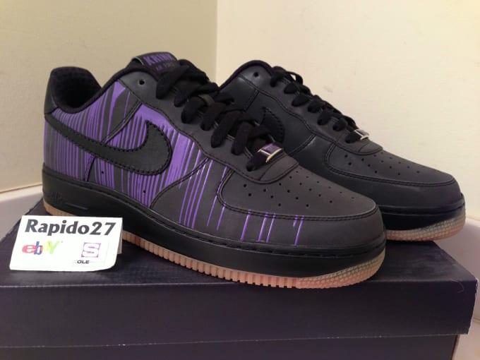sale retailer dcda0 1ef4b ... Krink x Nike Air Force 1 ...