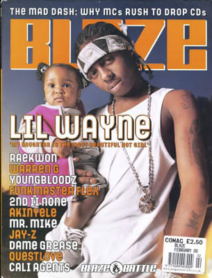 #25. Lil Wayne (BLAZE, 2000) - The 50 Greatest Hip-Hop ...