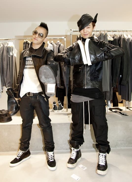 Rick Owens G Dragon S Favorite Clothing Brands Complex
