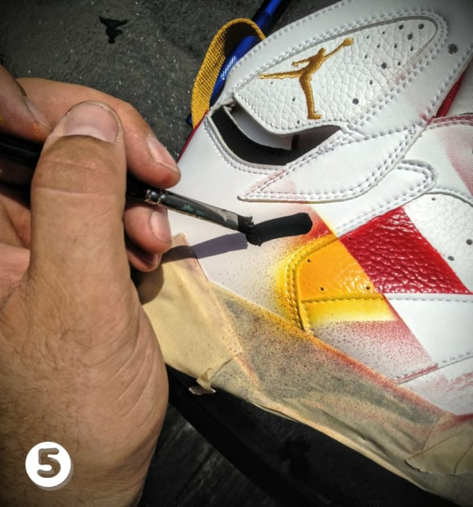 5037678d56fe A Step-By-Step Guide to Sneaker Customization by Mache