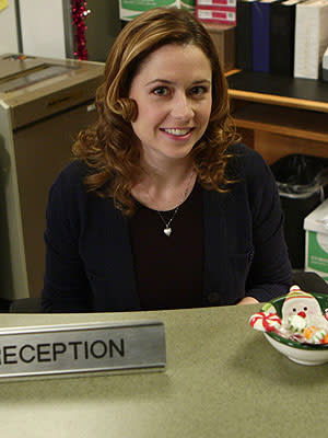 With you Jenna fischer as pam theme, very