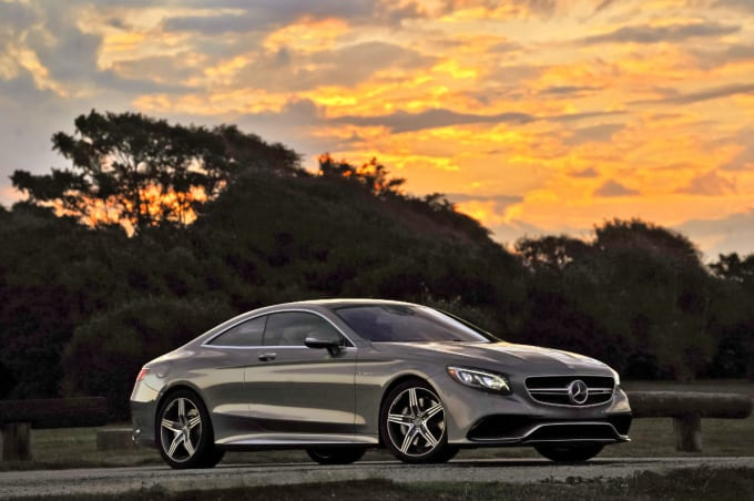 2015 Mercedes-Benz S63 AMG Coupe Review | Complex