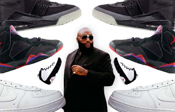 1bc5d2be77ac Boss Kicks  Rick Ross  Greatest Footwear Moments