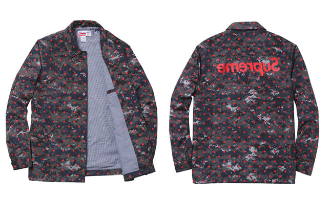 Supreme x Comme des Garçons SHIRT Coaches Jacket - The Best Items Supreme Has Released Every ...
