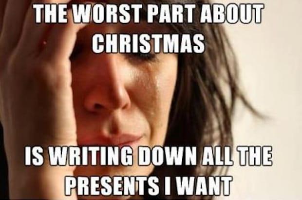 25 Hilarious Christmas Memes Complex