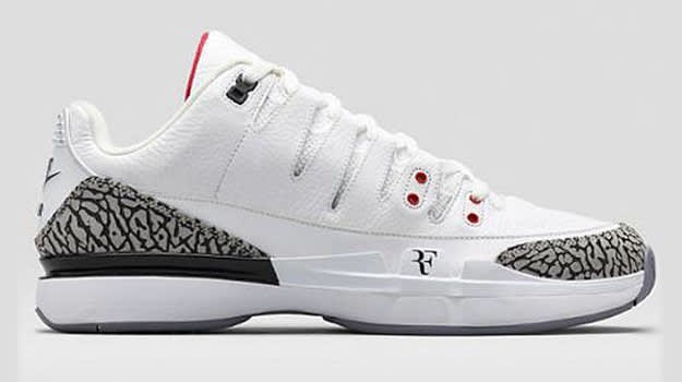 166f0df0f5e7 ... best image via the shoegame. jordan brand is once again extending their  range this time germany roger federer x nike zoom vapor air jordan 3 ...
