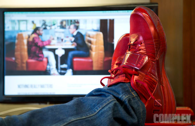 f1ebb780701df The Best Sneakers Worn in the Complex Office This Week 11 21 2014 ...