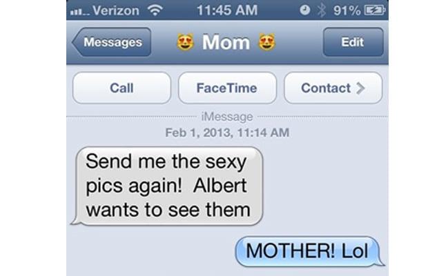 Hory mom