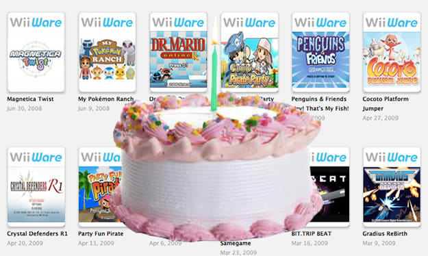 happy birthday wiiware 5 games worth downloading complex