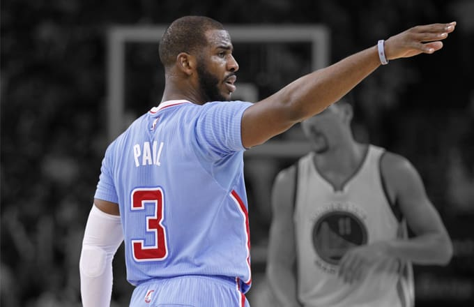 df6076e3452bb6 Things You Didn t Know About Chris Paul (Clippers PG)