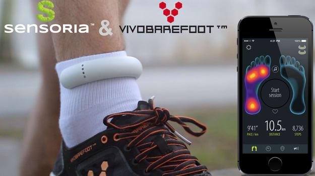 Sensoria Fitness Vivobarefoot