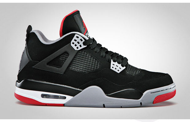 pretty nice 3cf07 f8742 10. Air Jordan IV