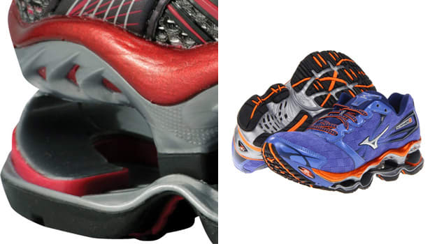 Know Your Tech: Mizuno Wave