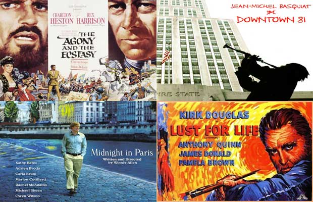 paris 15 awesome movies about art complex