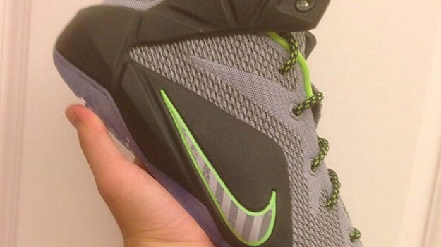 Here s A First Look at the LeBron 12