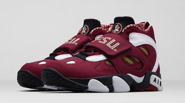 e68a1465c7830 Florida State Seminoles Get Championship Treatment With Their Own Nike Air  Diamond Turf II