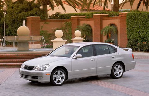 the 2002 lexus car crash