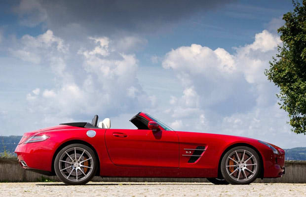 Mercedes benz sls 1 25 mercedes benz sls photos that for Mercedes benz account