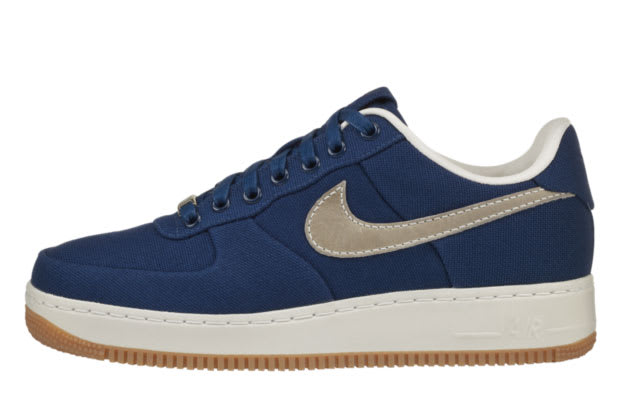 "new style 1ef4f 224fe Air Force 1 Low ""Midnight Navy Denim"""