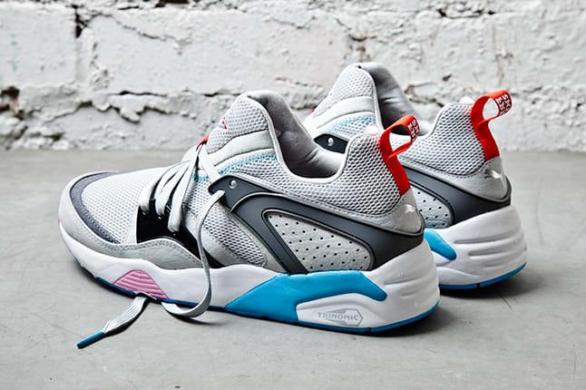 low priced d9903 99495 Sneaker Freaker x Puma Blaze of Glory