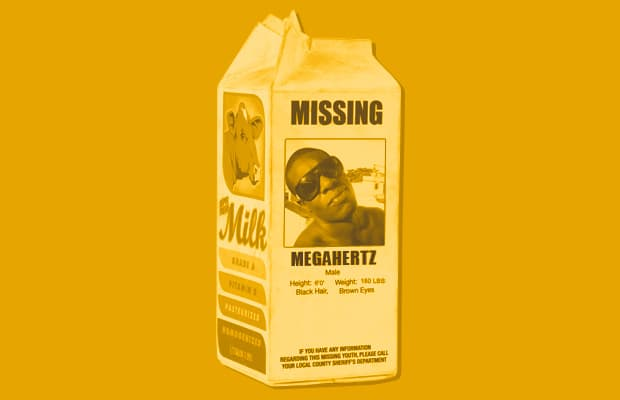 If Megahertz Was About To Become A Superproducer Why Did He Disappear