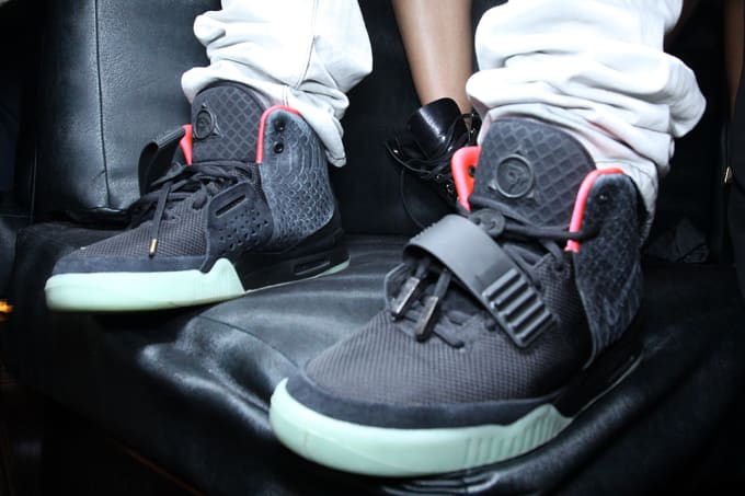 "Nike Air Yeezy 2 ""Solar Red"" Detailed Look  a457c6d1b3"