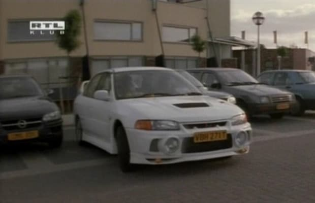 Jackie Chan S Who Am I 1998 Mitsubishi Lancer Evolution Iv The 50 Coolest Movie Cars Complex