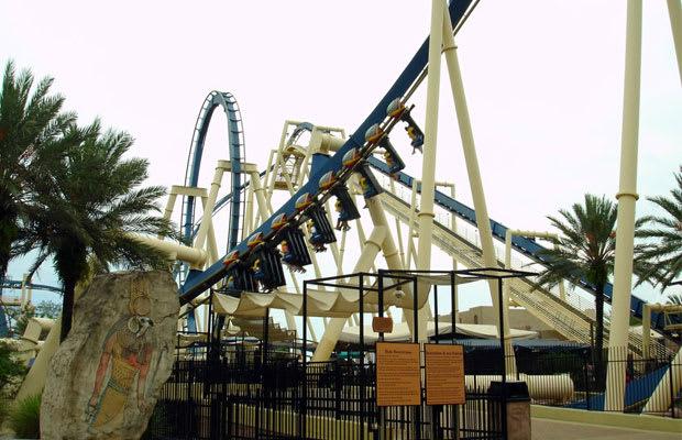 Montu The 25 Greatest Amusement Park Rides In America