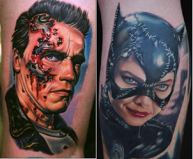 The Complex Guide To Portrait Tattoos Complex