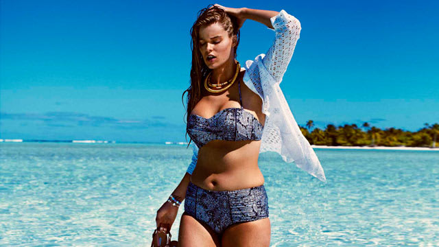 Plus Size Model Robyn Lawley