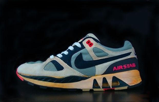 low priced 9fbb5 17cf2 Nike Air Stab. Year Released 1988