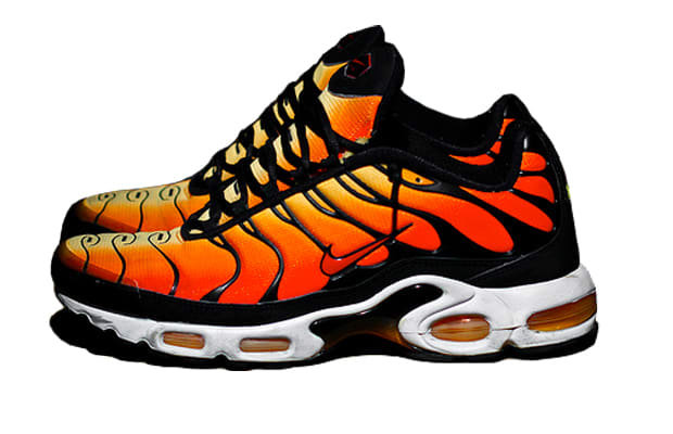 on sale f8df8 5e581 Nike Air Max TN (Air Max Plus). Released 1998